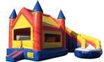 NO.GCS-83 Castle water slide combo