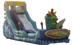 NO.GWS-47 Kahuna water slide